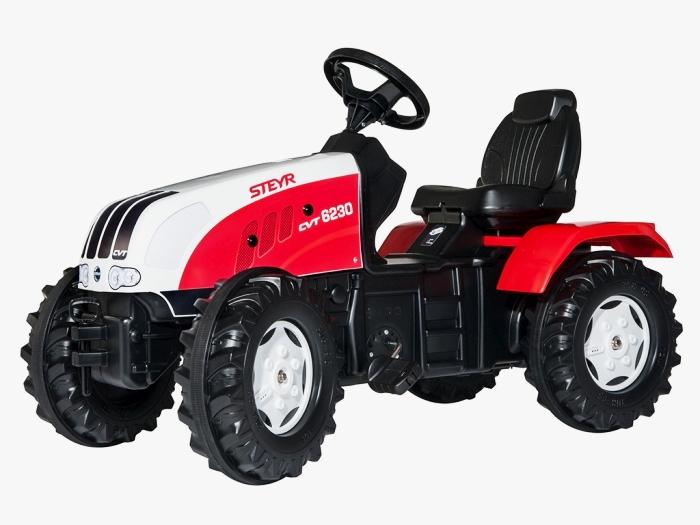 Traktor steyr cvt rolly toys gt sonček prva